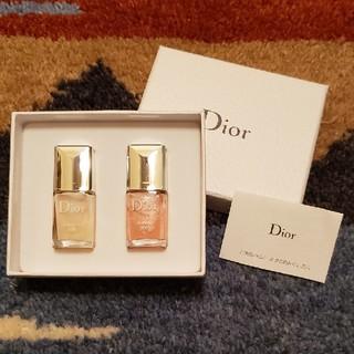 ディオール(Dior)のDior ネイルオファー ディオールヴェルニ ネイル マニキュア(マニキュア)