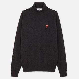 アクネ(ACNE)の新品  AMI DE COEUR タートルネック セーター(ニット/セーター)