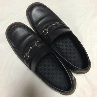 グッチ(Gucci)のGUCCI(グッチ) ホースビット ローファー(ローファー/革靴)