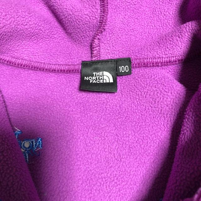 THE NORTH FACE(ザノースフェイス)のザノースフェイス   ベスト 100  キッズ/ベビー/マタニティのキッズ服 男の子用(90cm~)(ジャケット/上着)の商品写真