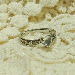 レノマ(RENOMA)のレノマ Pt900ブルームーンストーンリング(リング(指輪))