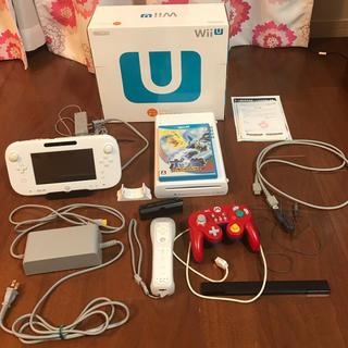 Wii U - Wii u 本体 ソフトセット  ポッ拳  コントローラー