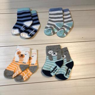 babyGAP - 【新品・未使用】babyGAP 靴下 4足セット 0〜6month