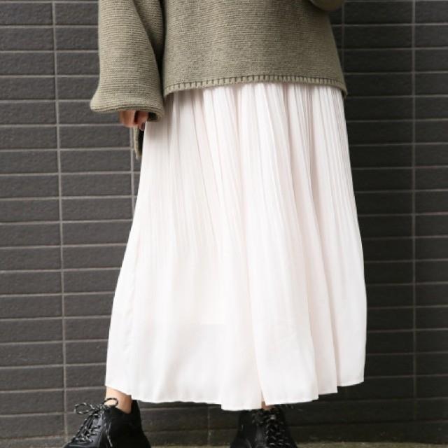 LOWRYS FARM(ローリーズファーム)のローリーズファーム プリーツスカート レディースのスカート(ロングスカート)の商品写真