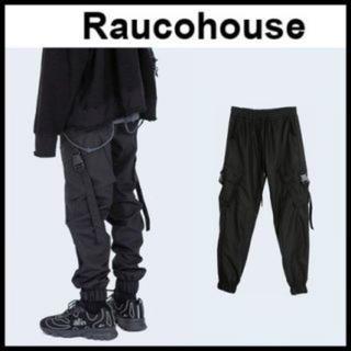 RAF SIMONS - Raucohouse カーゴ ジョガーパンツ
