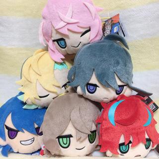 ヒプマイ ポーチ 全6種 セット(キャラクターグッズ)