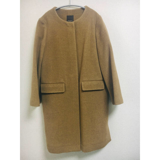 Demi-Luxe BEAMS - Demi-Luxe BEAMS ノーカラーコート