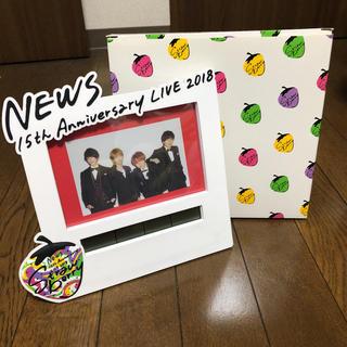 NEWS - NEWS 15th Anniversary Clock