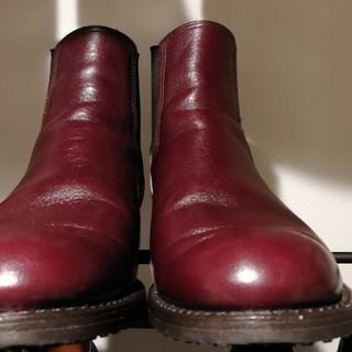 レッドウィング(REDWING)のRED WING サイドゴアブーツ ミルワン コングレス(ブーツ)