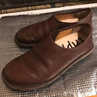 トリッペン(trippen)のトリッペン イェン Yen ブラウン サイズ39(ローファー/革靴)