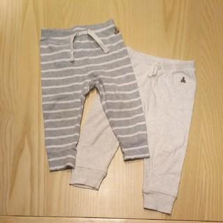 babyGAP - babyGAP パンツ 80㎝  2枚