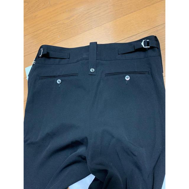 COMOLI(コモリ)のNEAT 19AW UNITED ARROWS別注ウールギャバジンスラックス メンズのパンツ(スラックス)の商品写真
