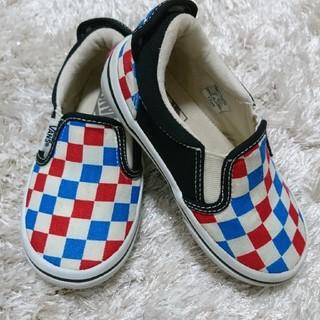 ヴァンズ(VANS)のVANSキッズ靴(スニーカー)