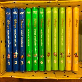 Disney - DWE ディズニー英語システム  DVD