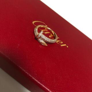カルティエ(Cartier)の最高級釘リング✨即日発送❤(リング(指輪))