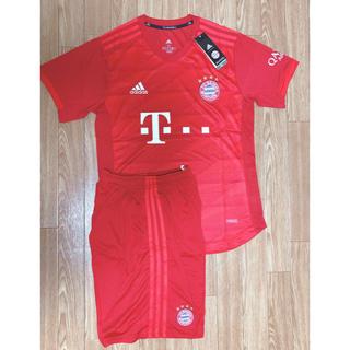 adidas - FC Bayern München 2019/20 ホーム半袖