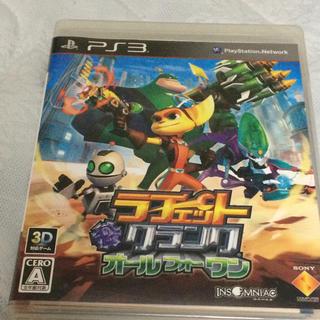プレイステーション3(PlayStation3)のラチェット&クランク オールフォーワン(家庭用ゲームソフト)
