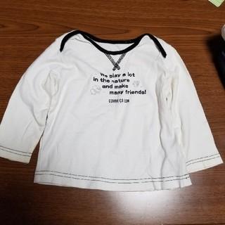 コムサイズム(COMME CA ISM)のCOMME CA ISM長袖80cm(Tシャツ)