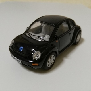 フォルクスワーゲン(Volkswagen)のフォルクスワーゲン ニュービートル(ミニカー)