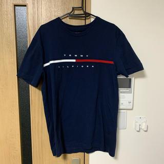 TOMMY HILFIGER - トミー ネイビーTシャツ