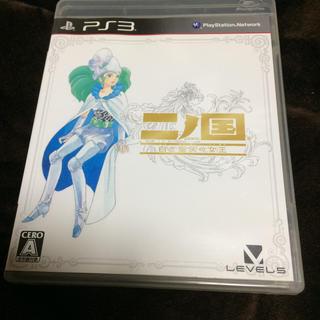プレイステーション3(PlayStation3)のPS3 二ノ国 白き聖灰の女王(家庭用ゲームソフト)