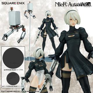 スクウェアエニックス(SQUARE ENIX)のNieR:Automata 2B(ヨルハ二号B型) DX版 ニーアオートマタ(ゲームキャラクター)