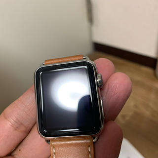 アップルウォッチ(Apple Watch)の美品◎ アップルウォッチ 初代  38mmステンレス(その他)