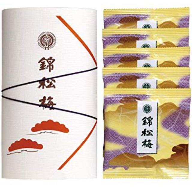 錦松梅 30g×5袋 食品/飲料/酒の食品(その他)の商品写真