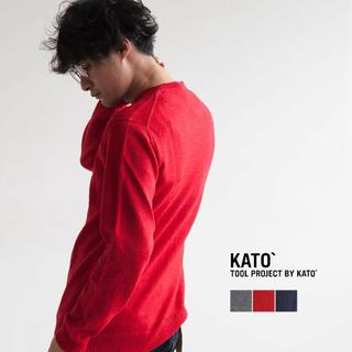 カトー(KATO`)のKATO' カトー ニット(ニット/セーター)
