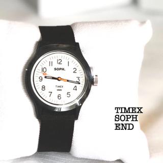 タイメックス(TIMEX)のゆうりん様専用【入手困難】SOPH TIMEX END/MK1(腕時計(アナログ))