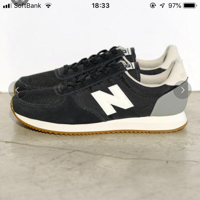 New Balance(ニューバランス)のニューバランス new balance SC U220 スニーカー レディースの靴/シューズ(スニーカー)の商品写真