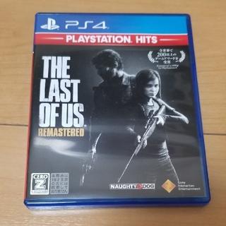 PlayStation4 - PS4 ラストオブアス