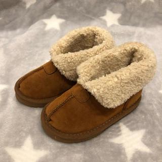 フタフタ(futafuta)の未使用✨キッズ ボアブーツ14.0cm男女兼用(ブーツ)