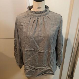 しまむら - しまむら☆未使用 グレンチェックシャツ