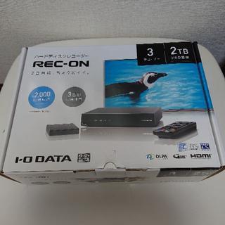 アイオーデータ(IODATA)の◆TK様専用◆I-O DATA HDD【REC-ON HVTR-T3HD2T】 (ブルーレイレコーダー)