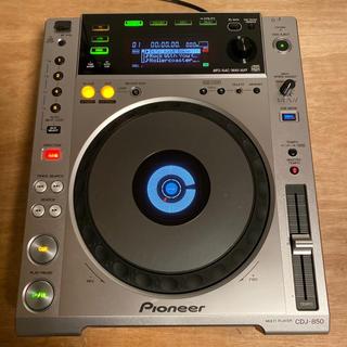 Pioneer - 【人気】Pioneer CDJ850 10年製