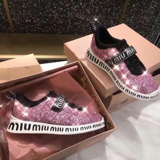 miumiu - 人気爆品✨miu miu スニーカー