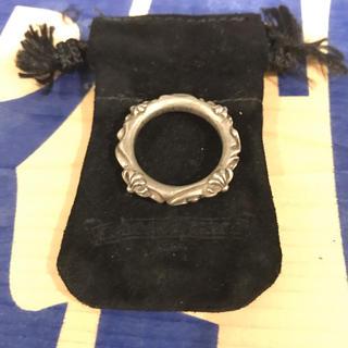 シルバーリング SBTバンドリング シルバー925 クロム風(リング(指輪))