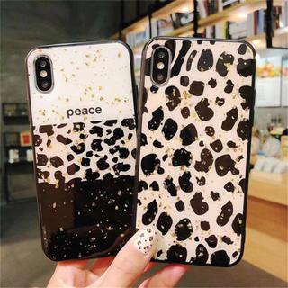 豹柄 ケース【XR】 iphoneケース おしゃれ