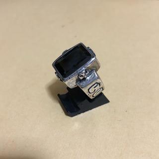メンズ シルバー925 リング 17号 未使用(リング(指輪))