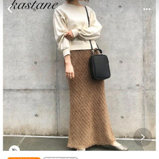 カスタネ(Kastane)のロングスカート(ロングスカート)