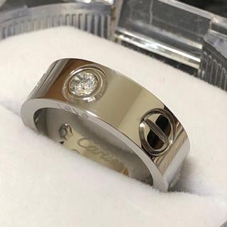 ラブリング 6mm レディースステンレスリング  シルバーリング(リング(指輪))