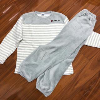 アウトドア(OUTDOOR)の男の子 パジャマ 長袖 150(パジャマ)