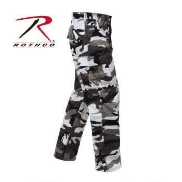 ROTHCO(ロスコ)のrothco BDUカーゴパンツ シティカモフラージュ メンズのパンツ(ワークパンツ/カーゴパンツ)の商品写真