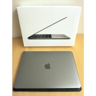 Apple - 超美品 Apple Macbook pro 13 スペースグレイ 2017