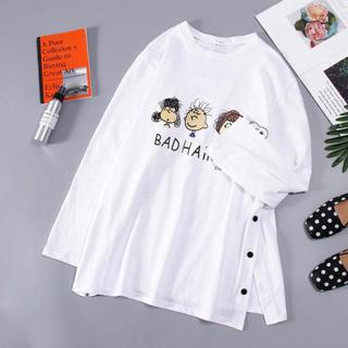 ビッグtシャツ ♡ 秋冬