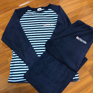 アウトドア(OUTDOOR)の男の子 パジャマ outdoor②(パジャマ)
