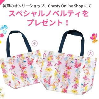 Chesty - 未使用:chesty オリジナルマルチトート(小)