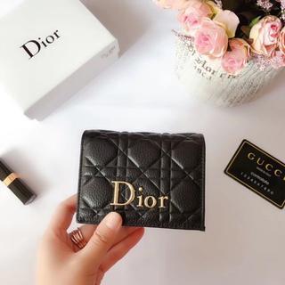 Dior - Dior 二つ折り財布 高級感 可愛い