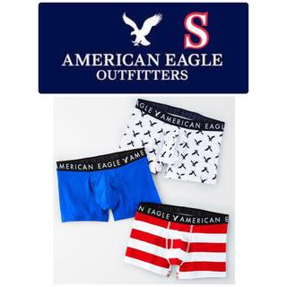American Eagle - 【新品】Sサイズ★アメリカンイーグル★ボクサーパンツ★3枚セット
